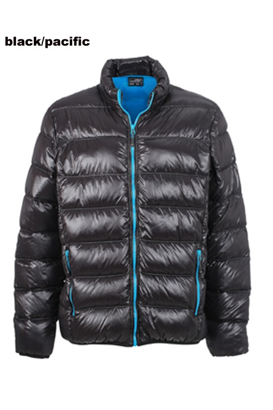 james nicholson men 39 s winter down jacket daunenjacke. Black Bedroom Furniture Sets. Home Design Ideas